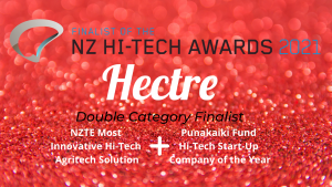 Hectre announced as double category finalist at tech awards